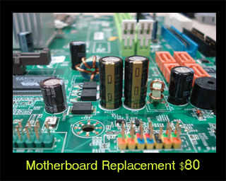 Motherboard Replacement